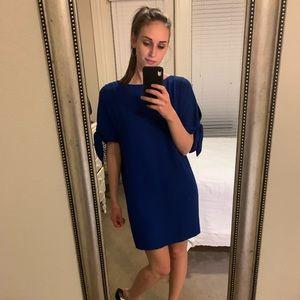 Royal Blue Vince Canute Dress